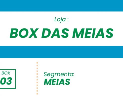 Box das Meias